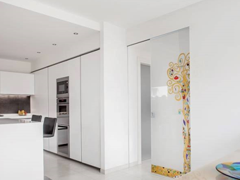 Dividers by COXUSA - Products - Eclisse Pocket Doors
