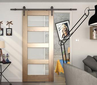 Dividers By Coxusa Steel Barn Door Hardware 89 Series